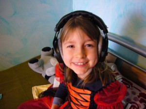 Hörtraining für Kinder nach Alfred Tomatis